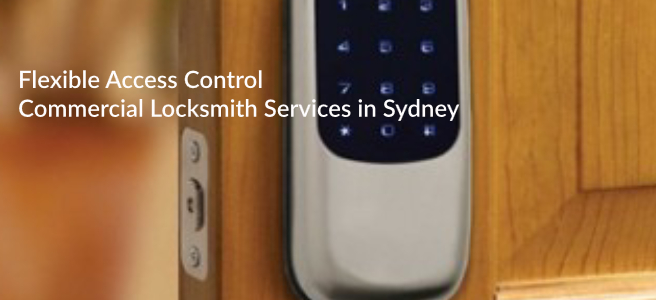 commercial door locksmith